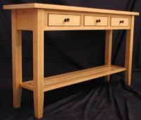 Free Sofa Table Plans - Woodwork City Free Woodworking Plans