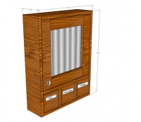 Free Medicine Cabinet Plans - Woodwork City Free ...