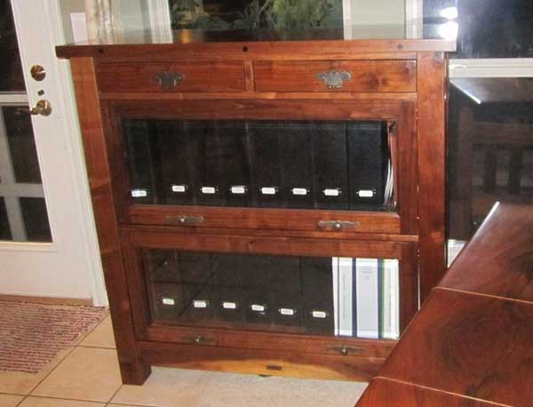 Barrister Bookcase Woodworking Blog Videos Plans