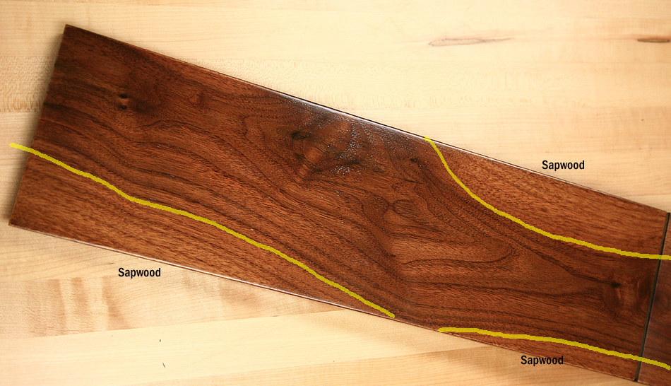 A Finishing Trick For A Dark, Even Color In Walnut Woodworking
