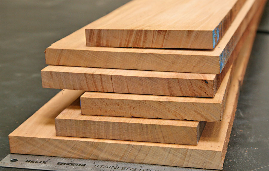 Maple Hard White 8/4 Lumber - Woodworkers Source