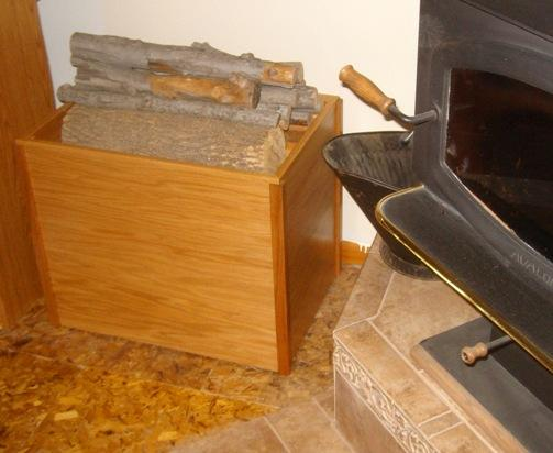 Free Firewood Storage Box Plans How To Build A Firewood