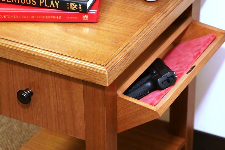 Merric Millwork Owner Launches Hidden Drawer Furniture