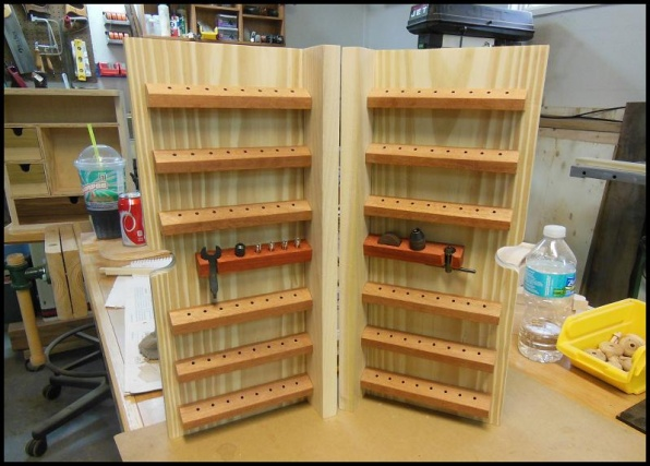 Rotary Tools Cabinet Build Page 2 Woodworking Talk