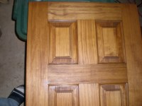 Staining Pine Door - Woodworking Talk - Woodworkers Forum