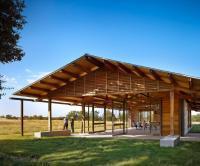 Dixon Water Foundation Josey Pavilion | Woodz