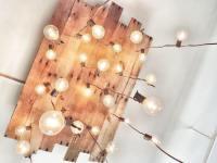 7 Wooden Ceiling Lamp Ideas | Woodz