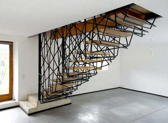 25 Gorgeous And Creative Designs For Staircase Amazing