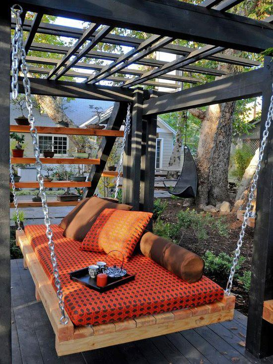 25 Examples of Indoor Swings Turn Your Home Into a Playground For - home playground ideas