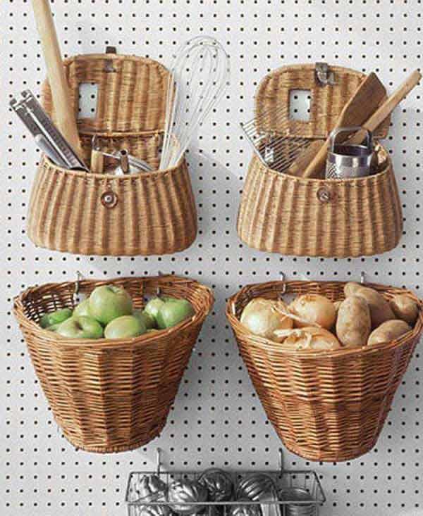 17 amazing kitchen storage and decorating ideas  Good