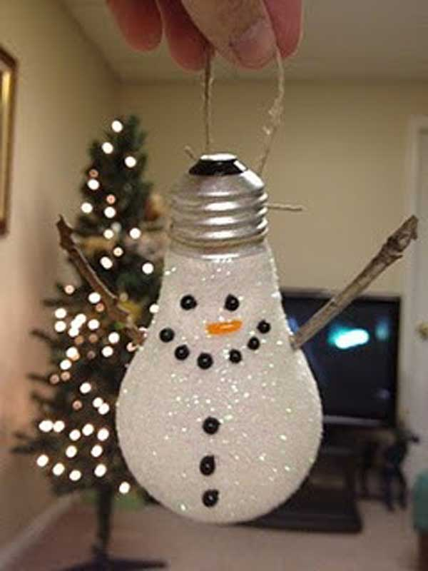 45 Budget-Friendly Last Minute DIY Christmas Decorations - Amazing