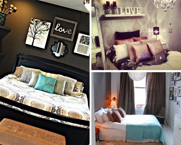45 Beautiful and Elegant Bedroom Decorating Ideas - Amazing DIY - decor ideas for bedroom
