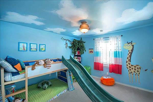 27 Kids Rooms Are So Amazing That Are Probably Better Than
