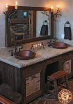 Inspiring Rustic Bathroom Ideas