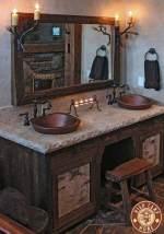 Inspiring Rustic Bathroom Ideas