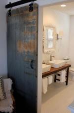Barn Door For Bathroom Ideas