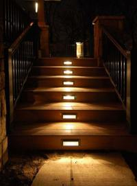 30 Astonishing Step Lighting Ideas for Outdoor Space ...