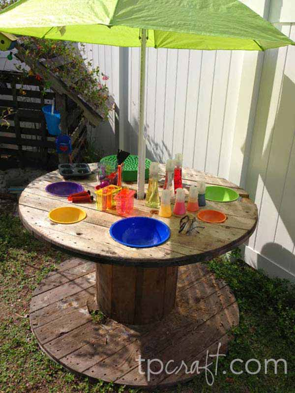 25 Playful DIY Backyard Projects To Surprise Your Kids - Amazing - home playground ideas