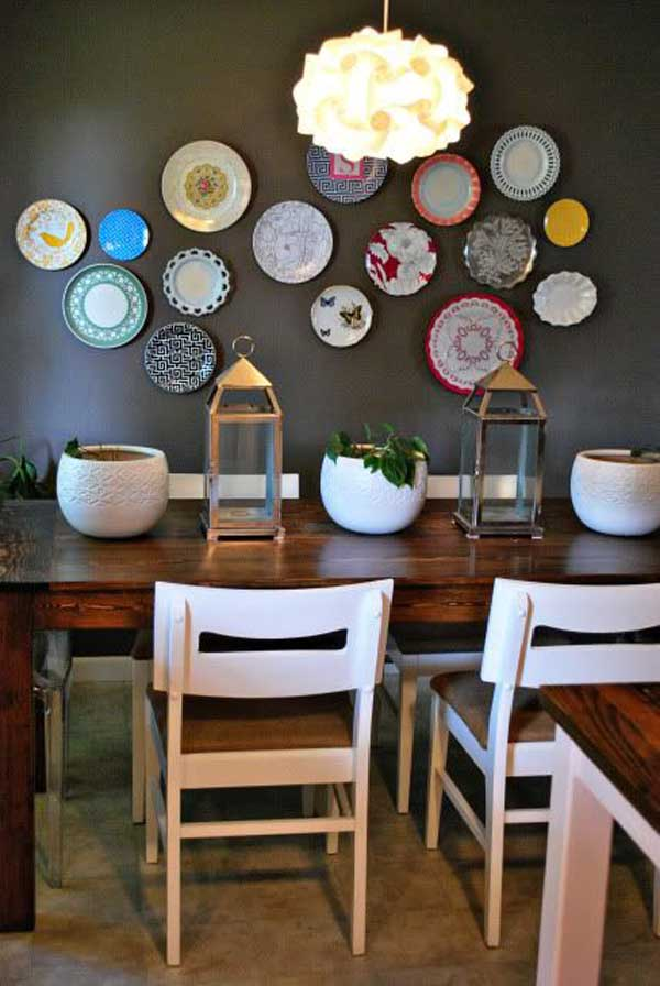 24 Must See Decor Ideas to Make Your Kitchen Wall Looks Amazing - decorating ideas for kitchen