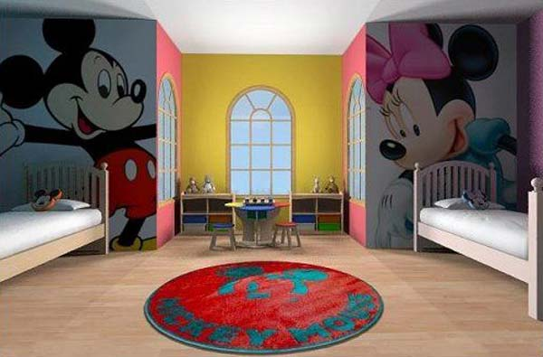 21 Brilliant Ideas for Boy and Girl Shared Bedroom - Amazing DIY - boy and girl bedroom ideas