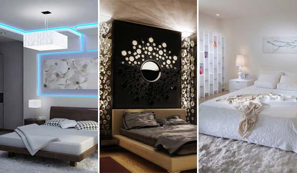20 Charming Modern Bedroom Lighting Ideas You Will Be Admired Of - bedroom lighting ideas