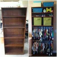 23 Money Saving Ways To Repurpose and Reuse Old Bookcases ...
