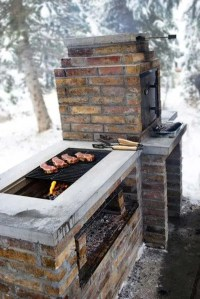 Cool DIY Backyard Brick Barbecue Ideas - Amazing DIY ...