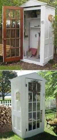 The Best 35 No-Money Ideas To Repurpose Old Doors ...