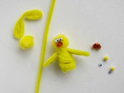 Easy Easter Crafts Easter Finger Puppets Woo! Jr Kids Activities