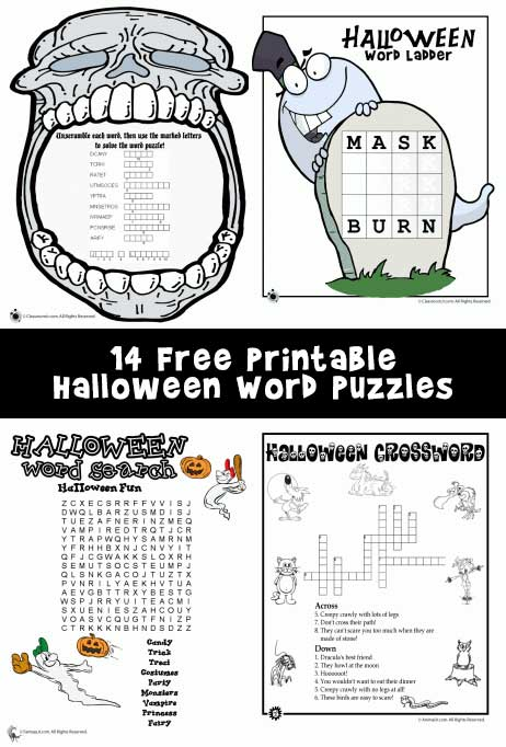 Printable Unscramble Puzzles Download Them Or Printprintable