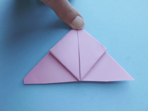 How To Fold An Origami Butterfly Woo Jr Kids Activities