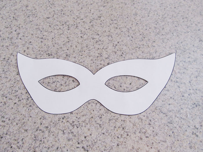Mardi Gras Mask Craft {and Template} Woo! Jr Kids Activities - mask templates for adults