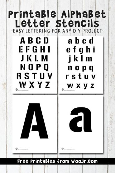 Printable Alphabet Letters Archives Woo! Jr Kids Activities