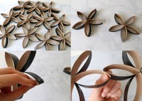 Recycled Toilet Paper Roll Flower Wall Art | Woo! Jr. Kids ...
