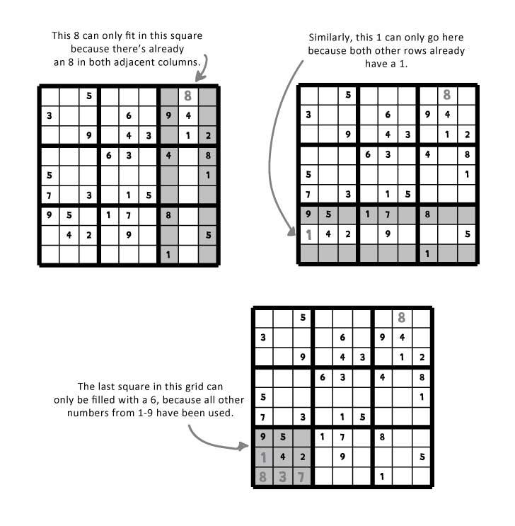 9x9 Sudoku Puzzle Instructions Woo! Jr Kids Activities