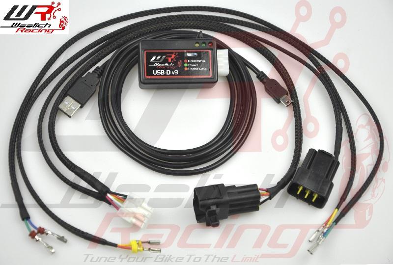 Suzuki GSF 1250 (Bandit) ECU Flashing