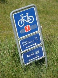 danish cycle rutes