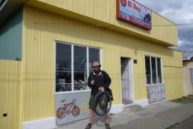 bicycle shop Puerto Natales
