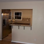 New Kitchen: from Dinning Room