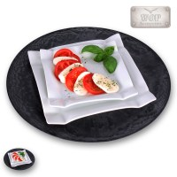 Plate Service Dinner Plate Decoration Plate Breakfast ...