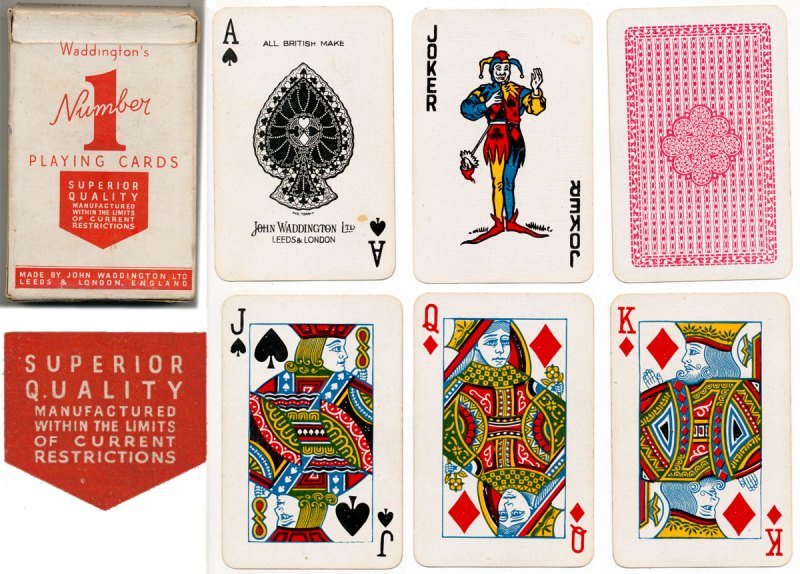 Large Of Make Playing Cards