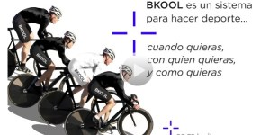 Bkool ciclismo y spinning