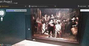 Recorrido virtual por el museo de  Rijksmuseum