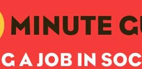 5 minutos para conseguir trabajo en redes sociales