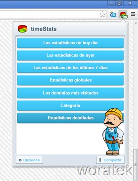 19-11-2012 Productividad en websites timestats
