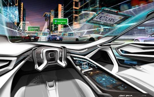 05-01-2013 interior de auto policia del futuro