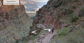 31-01-2013 Grand canyon colorado Google street view