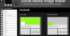 Generarador de portadas para todas las  redes sociales