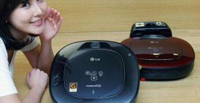Aspiradora robot de LG