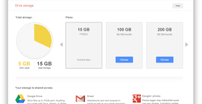 15 GB gratis en Google Drive